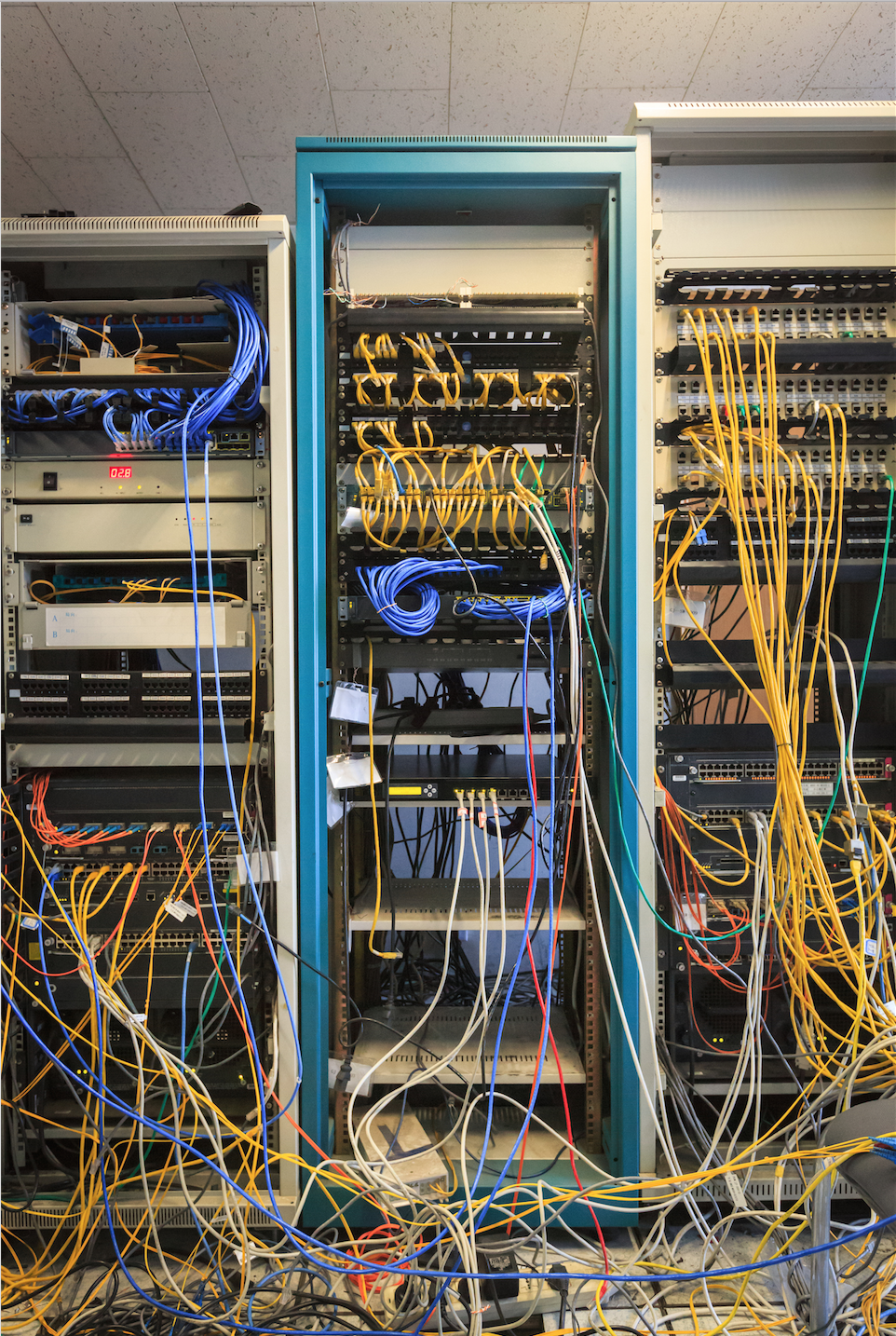 Tips From The Trenches 7 Things Engineers Do To Ensure Uptime Wiring Your Own House Take Pride In Work And Run Fiber Cable As If Its