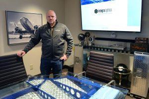 Fiber Optics Company, Integra Optics, CEO, David Prescott